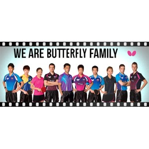 WE ARE BUTTERFLY FAMILY